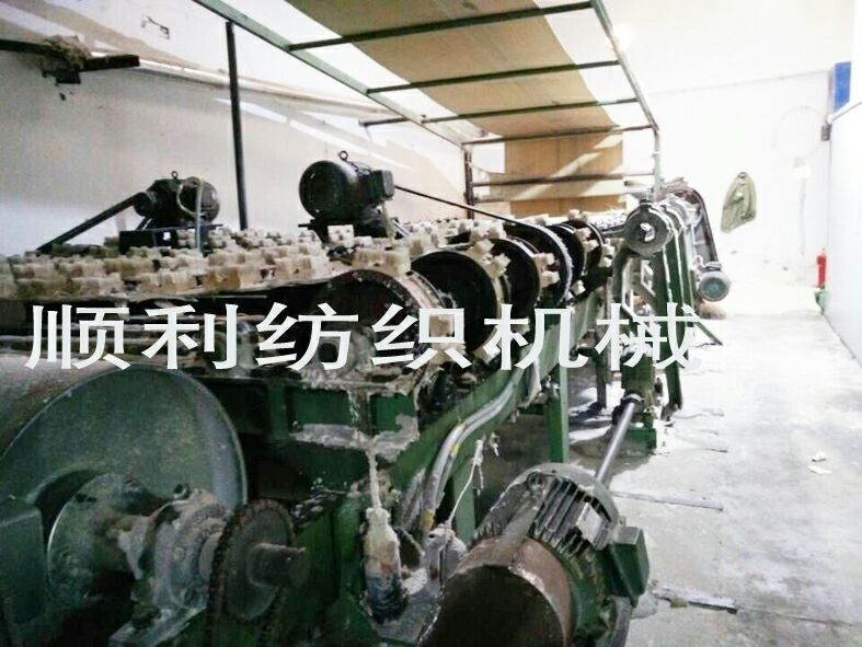 Heavy Duty Automatic Brushing Machine Textile Industry Use Energy Efficient