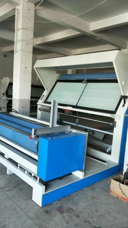 Durable Double Frequency Cloth Inspection Machine With Long Service Life